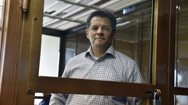 «5 місяців я не бачив сонця». Політв'язень Сущенко написав листа з російської колонії