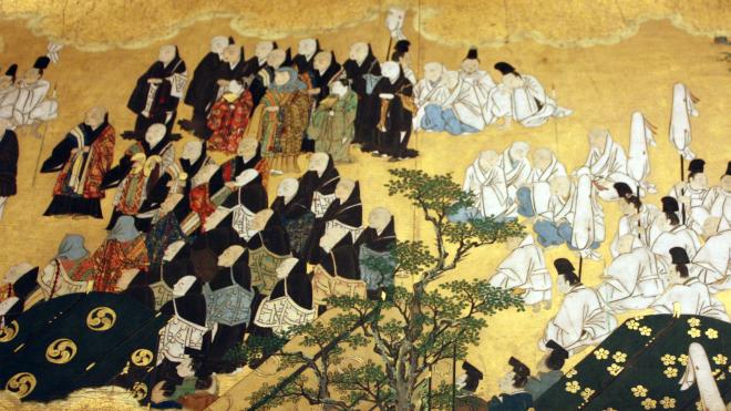 Знайдено втрачений розділ «Повісті про Гендзі» — японської манги 11 століття