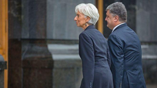 ЗМІ: Перший транш від МВФ становитиме 1,5 млрд доларів