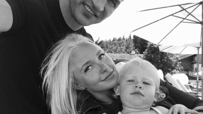Владимир Кличко по-дружески расстался со своей подругой Хайден Панеттьери. Дочь они решили воспитывать вместе