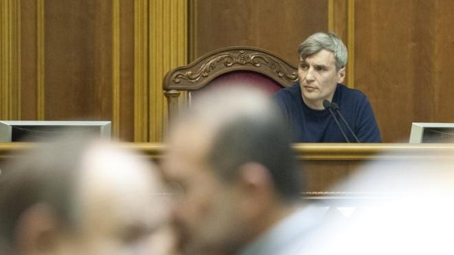 131 день до выборов президента. Руслан Кошулинский стал единым кандидатом от правых сил. Но не совсем. Блиц theБабелю