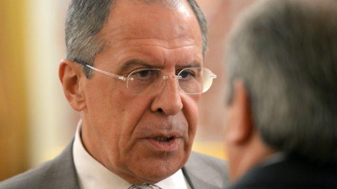 РИА Новости: Лавров не сможет встретиться с Помпео этой неделе