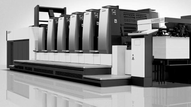 Ірландський парламент купив принтер за €800 тисяч, але той не проліз у двері. Довелось розібрати стіну