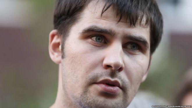 Кремлевский пленник Александр Костенко вышел на свободу