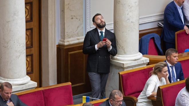 Депутат «Слуги народа» Дубинский назвал свою партию «х*йлованами» из-за результатов местных выборов