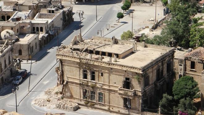ЮНЕСКО с помощью искусственного интеллекта будет восстанавливать исторические памятники в сирийском Алеппо