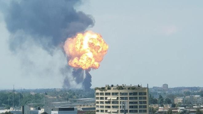 Мощный взрыв произошел в Болонье. Один человек погиб, десятки раненых