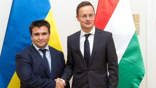 Климкин: Венгрия изменит скандальное название «министра по Закарпатью»