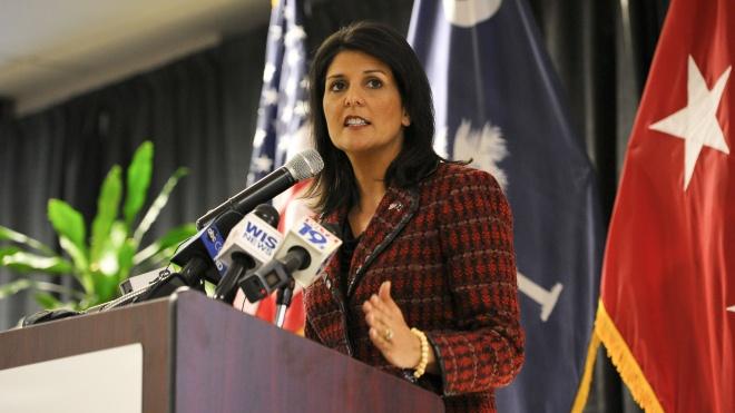 Посол США в ООН Ніккі Хейлі налітала країною на $24 тис. За неї платили бізнесмени