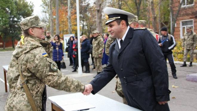 Отставка Воронченко: учебный центр вероятного заместителя командующего ВМС фигурирует в деле о коррупции
