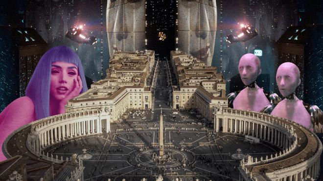 У Ватикані відбувся семінар з робототехніки. Церква — за технічний прогрес, але проти імплантів для людини та прав і свобод для роботів
