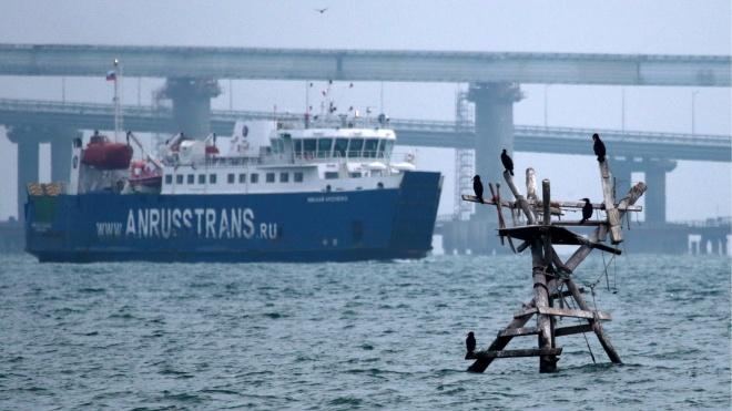 МинВОТ: В ноябре в порты Крыма зашли 11 судов-нарушителей