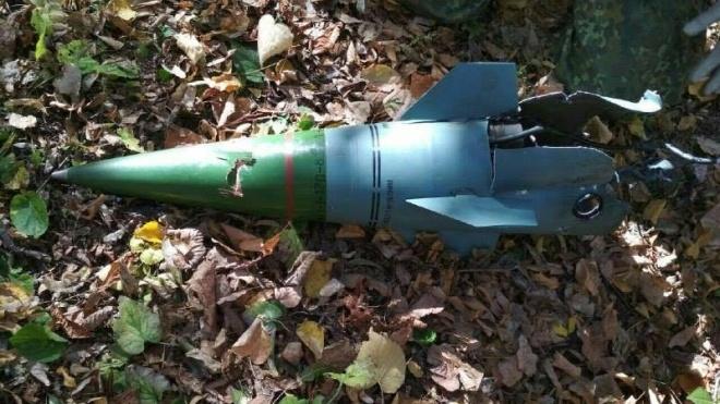 Омбудсмен Денісова: В Лисичанську на школу впав уламок ракети від зенітного комплексу «ОСА»