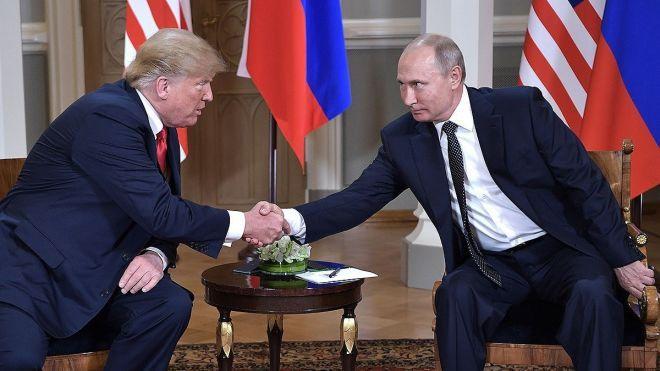 Трамп отложил встречу с Путиным на следующий год из-за «охоты на ведьм»