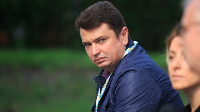 Суд відкрив провадження проти Ситника через земельну ділянку в Криму