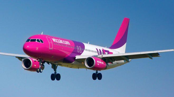Wizz Air запустит четыре новых авиарейса из Львова и Харькова