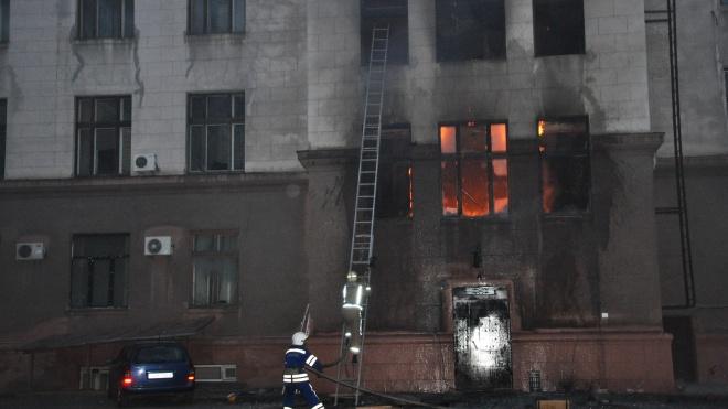 Мониторинговая миссия ООН в Украине:Расследование одесской трагедии 2 мая 2014 неэффективно, а наказание так никто и не понес