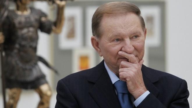 Кучма попрощався з колегами на переговорах у Мінську. Вони подякували йому за мудрість