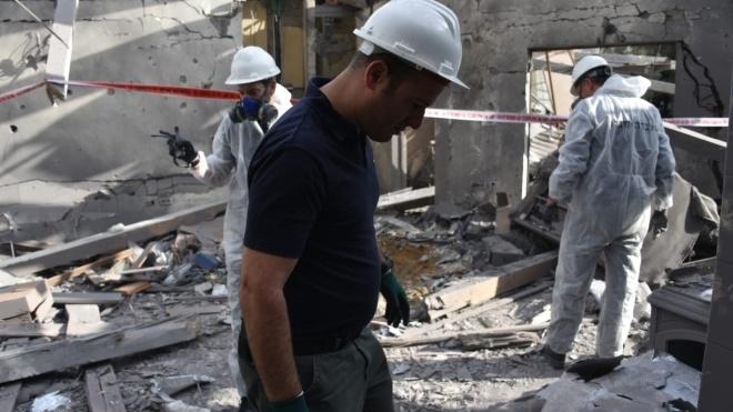 Ракета із сектора Гази влучила у житловий будинок в центрі Ізраїлю. Поранено 7 осіб