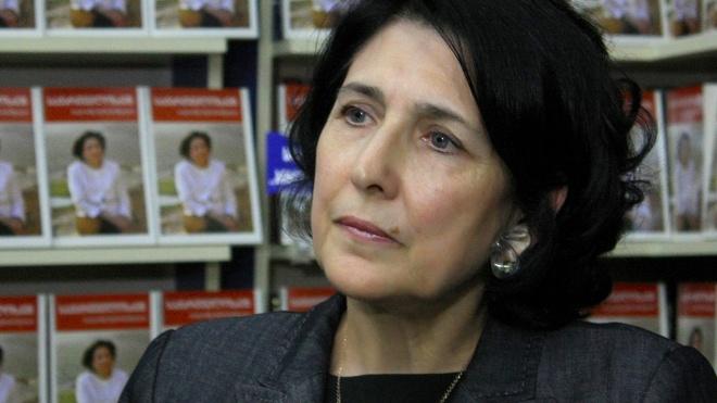 У Грузії тривають останні всенародні вибори президента