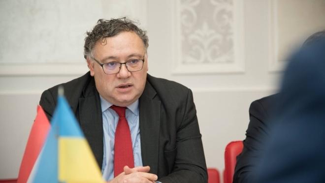 МИД вручил ноту протеста послу Венгрии из-за его заявления о венгерской автономию в Украине
