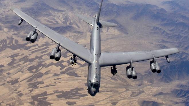 США перекинули в Європу три бомбардувальники Boeing B-52H Stratofortress. Вони здатні нести ядерні заряди