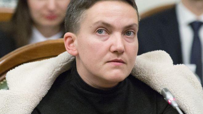 Савченко требует от ГПУ удалить весь компромат на нее из интернета и гривну за моральный ущерб