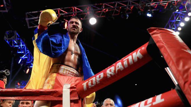 The Ring поставил Ломаченко на первое место среди лучших боксеров мира. Он — первый украинец, которому это удалось