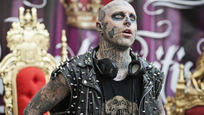 Актер и тату-модель Зомби-бой покончил с собой. Что мы знаем о его жизни и смерти
