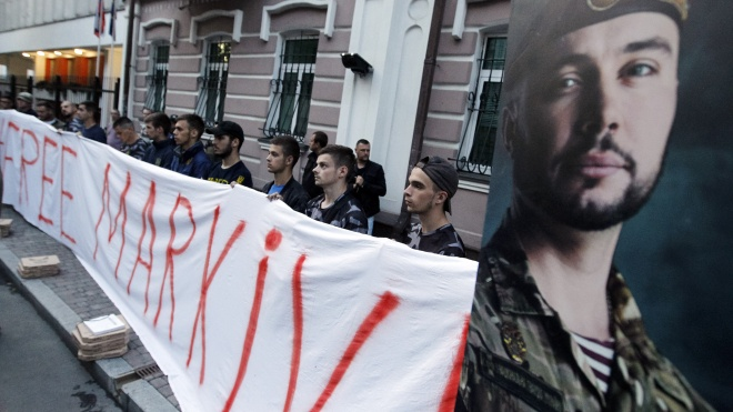 Нацгвардейца Виталия Маркива осудили в Италии по показаниям единственного очевидца. В его деле мог появиться еще один — и о нем знала СБУ