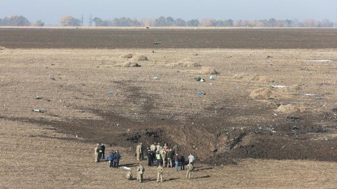 Прокуратура розглядає чотири версії катастрофи СУ-27. Серед них неякісне паливо і несправність