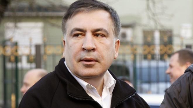 Саакашвили станет ведущим политической программы на украинском телеканале