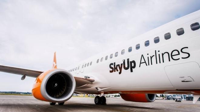 Украинский лоукостер SkyUp начал продавать билеты на внутренние рейсы. До Одессы можно долететь за 500 грн