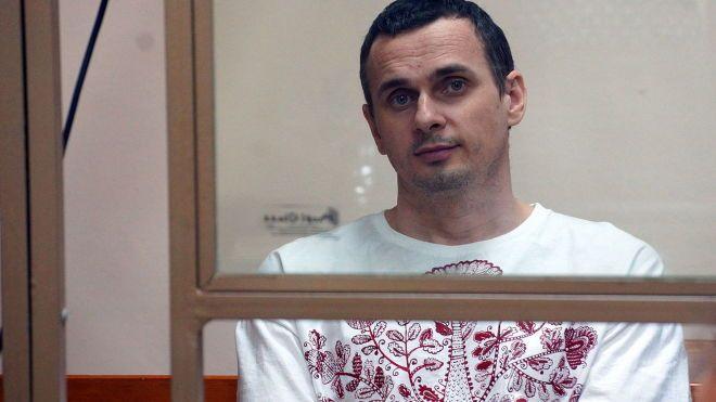 Россия не пустила к политзаключенному Сенцову правозащитников Amnesty International