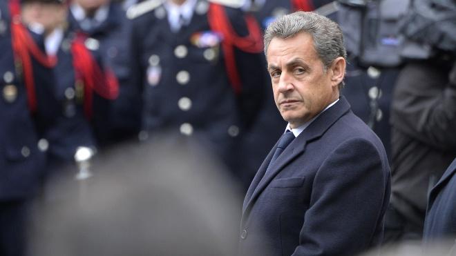 Експрезидента Франції Саркозі засудили до року позбавлення волі