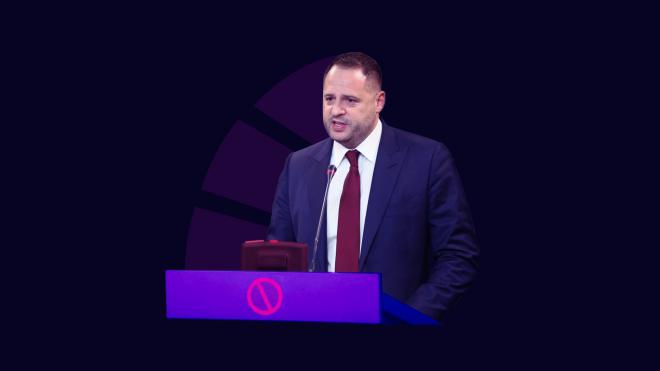 Глава ОП Андрей Ермак ответил на вопросы о переговорах в Минске, обвинениях в адрес брата и мерседесе за три миллиона гривен — максимально коротко