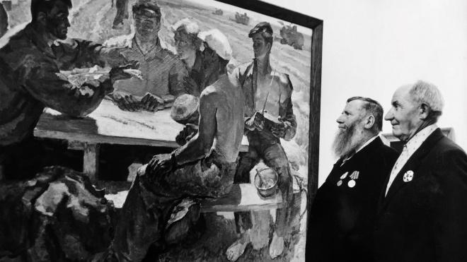 На трасі Київ—Житомир у 80-х відкрили унікальний художній музей. theБабель першим публікує знімки з відкриття, знайдені в його підвалі