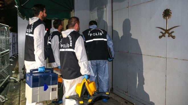 Глава партії Vatan: Фрагменти тіла журналіста Хашоггі виявили в колодязі