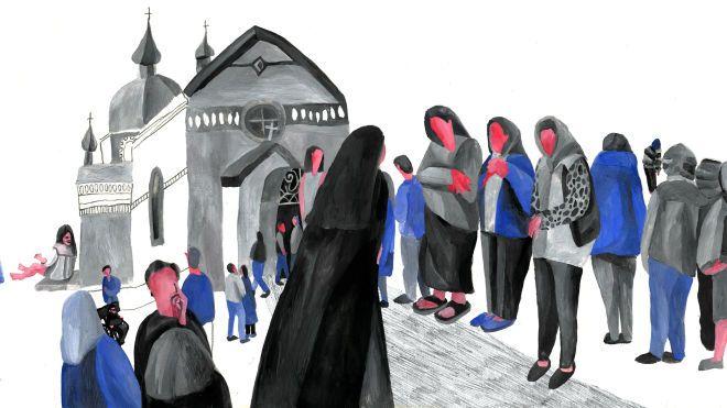 Бесы, исцеления и чудеса. Что происходило в двух греко-католических монастырях, которые церковные власти закрыли за отступничество. Репортаж theБабеля