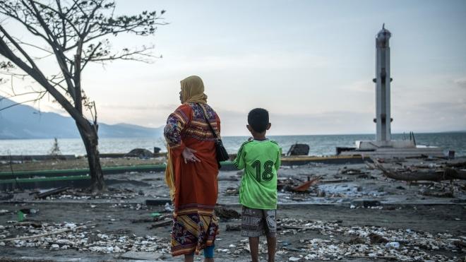 Землетрус в Індонезії: кількість жертв перевищила 1500 осіб. Порошенко просить уряд надати гумдопомогу країні