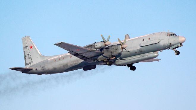 Найдены обломки сбитого российского Ил-20. Самолет рухнул в Средиземное море у сирийской провинции Латакия