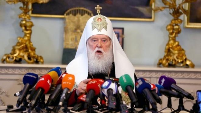 «В українській церкві відбуваються розділення і двовладдя». Патріарх Філарет оприлюднив звернення до пастви. Головні тези