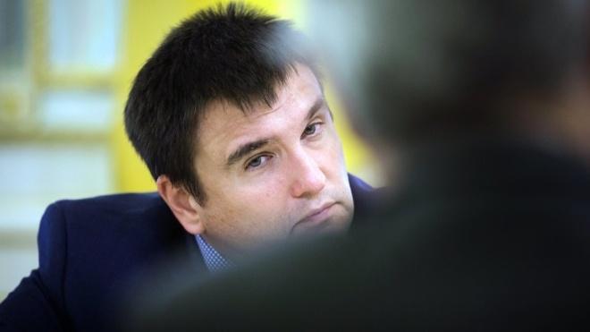 «Там діють російські владні структури». Клімкін заявив, що українцям небезпечно перебувати в Білорусі