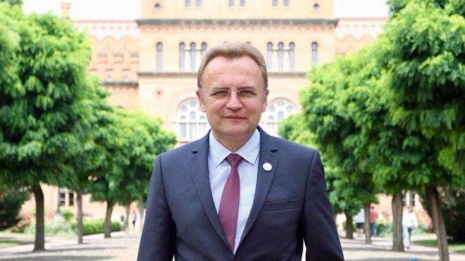 Мэр Львова Садовый предложил Вакарчуку объединиться на парламентских выборах