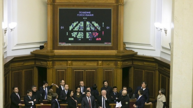 Рада підтримала введення воєнного стану в 10 областях