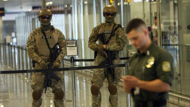 На кордонах України посилили охорону та перевірку паспортів