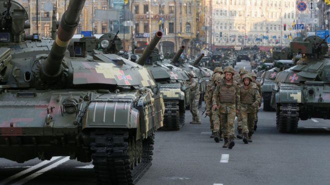 На День Независимости в Киеве перекроют ряд улиц. Работу метро и общественного транспорта продлят на два часа