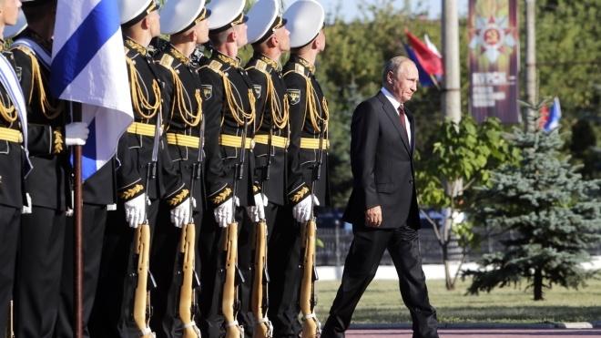 Путін звинуватив Порошенка в організації провокації в Азовському морі