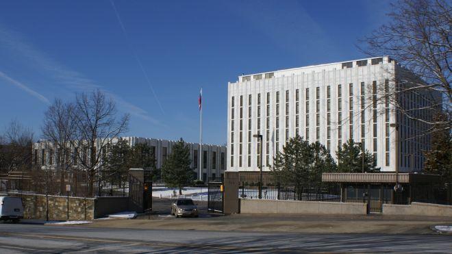Посольство РФ высмеяло создание логотипа космических сил США