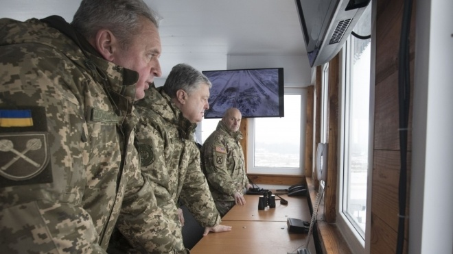 Муженко: Росія готується до можливого вторгнення на трьох напрямках